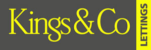 Kings and Co Lettings logo